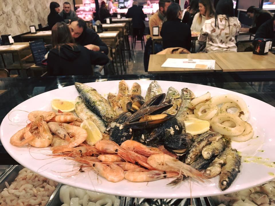 Restaurante Materia Prima Serie Oro